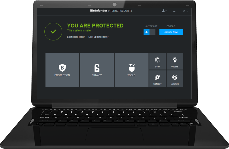 Bitdefender Laptop