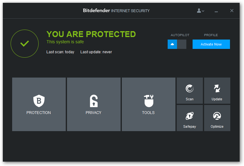 Bitdefender Total Security Veilig