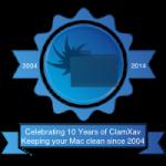 logo van clamxav antivirus solutions