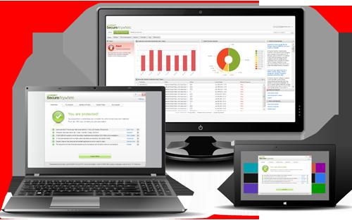 mogelijkheden met Webroot SecureAnywhere Business Endpoint Protection