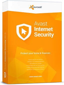 intenet security solution van avast