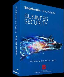 intenet security solution van Bitdefender voor Bedrijven