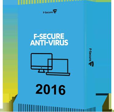 Antivirus van F-Secure