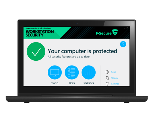 Protected F-Secure
