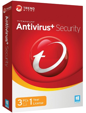 trendmicro antivirus plus security
